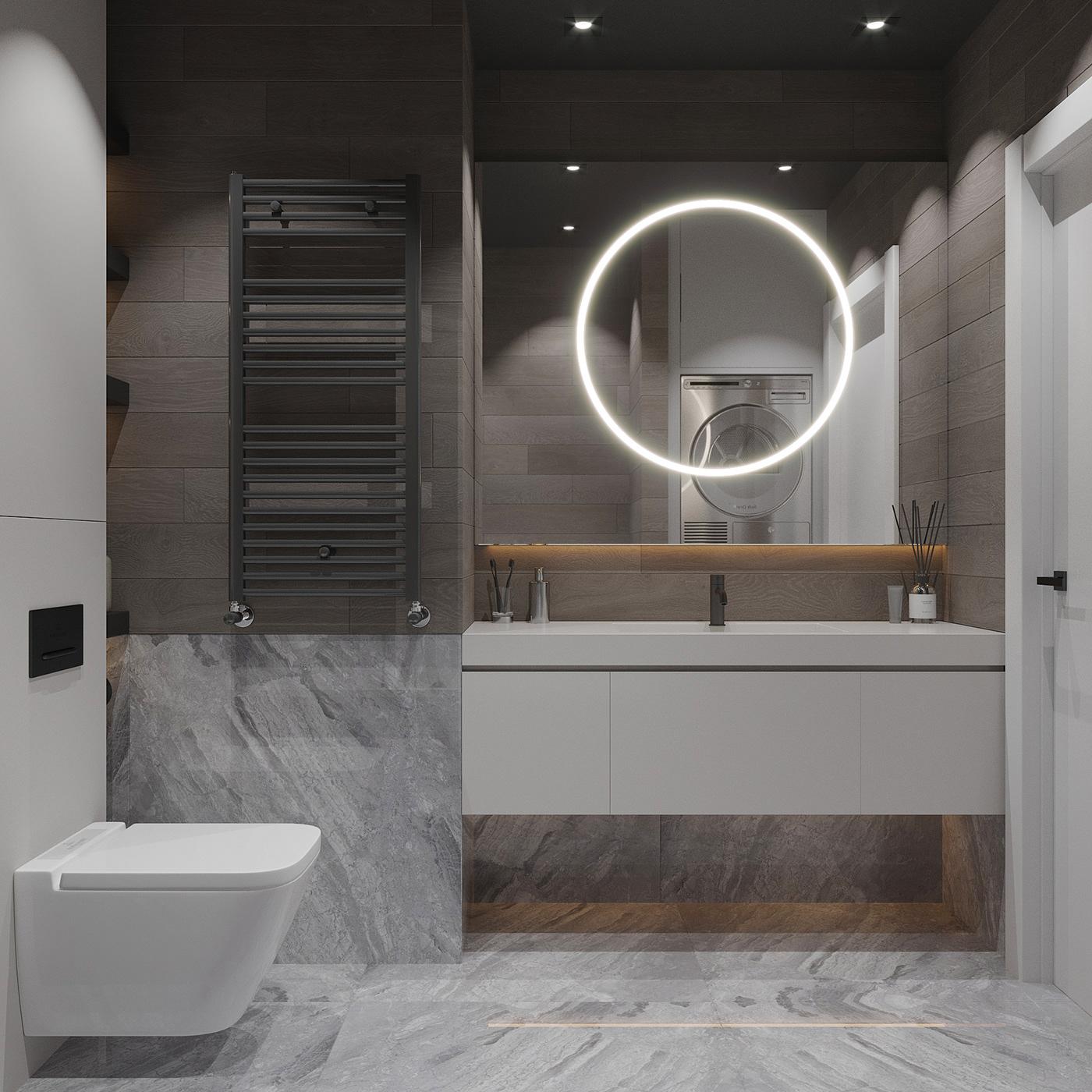 Kiến trúc sư tư vấn thiết kế căn hộ 76m² 2 phòng ngủ với chi phí tiết kiệm chỉ 189 triệu - Ảnh 11.