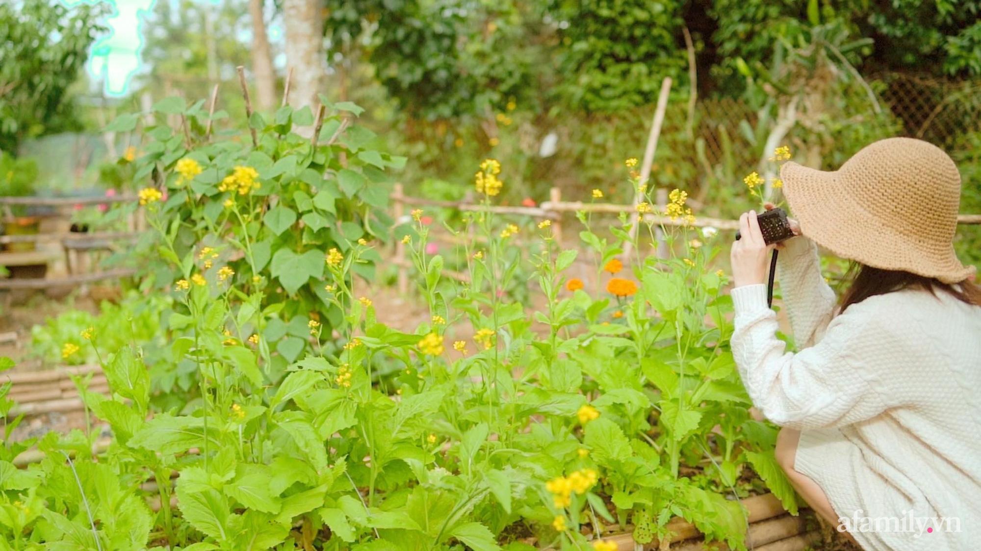 Chán cuộc sống bon chen ở phố, cặp vợ chồng 9X có thu nhập ổn định quyết định chọn về quê sống bình yên bên vườn tược ở Đắk Lắk - Ảnh 2.