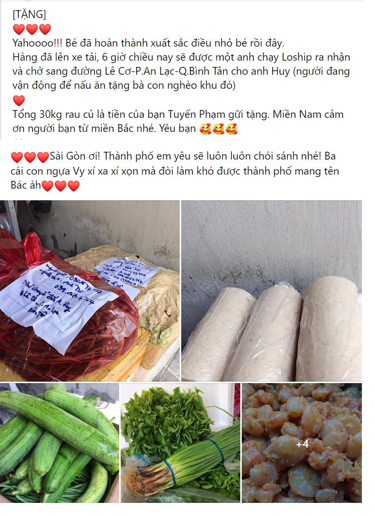 Gài Gòn tấp nập cảnh mua bán trên chợ online - Ảnh 6.