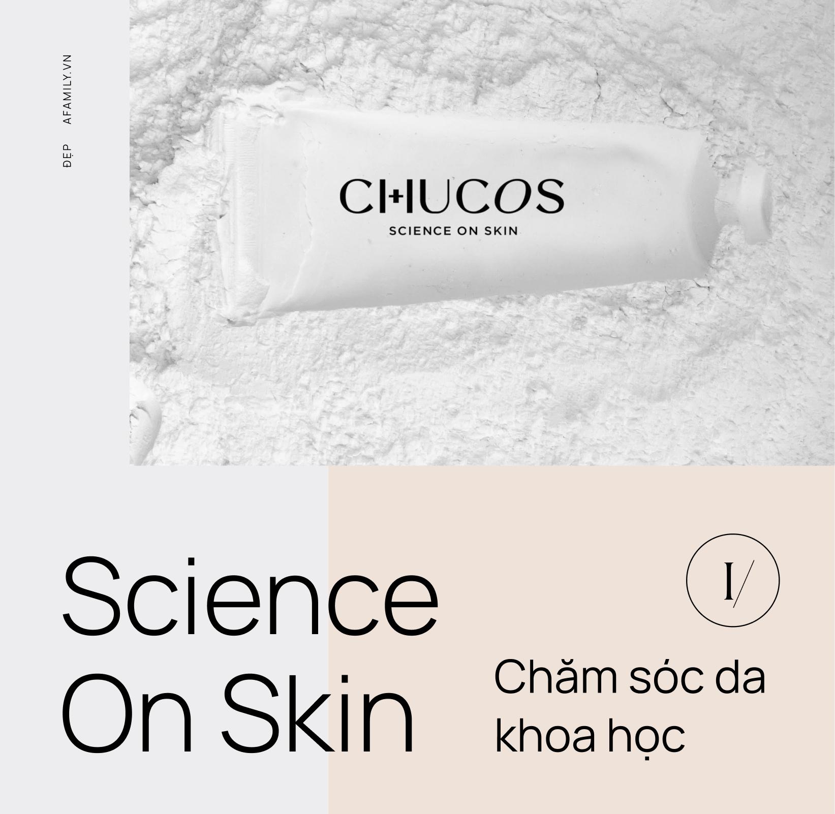 Chucos: Thương hiệu mỹ phẩm Việt không màu mè hoa lá nhưng khẳng định chất lượng từ bên trong - Ảnh 2.
