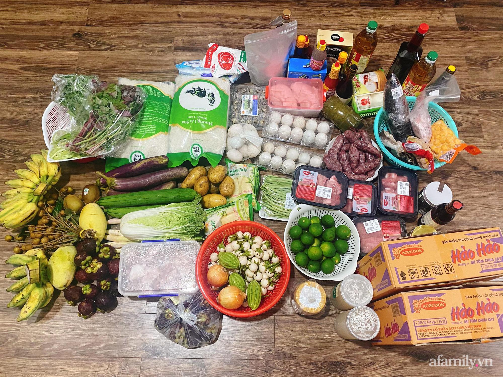 Cô gái ở Sài Gòn chia sẻ kinh nghiệm mua thịt cá, rau củ, thuốc men trong mùa dịch - Ảnh 3.