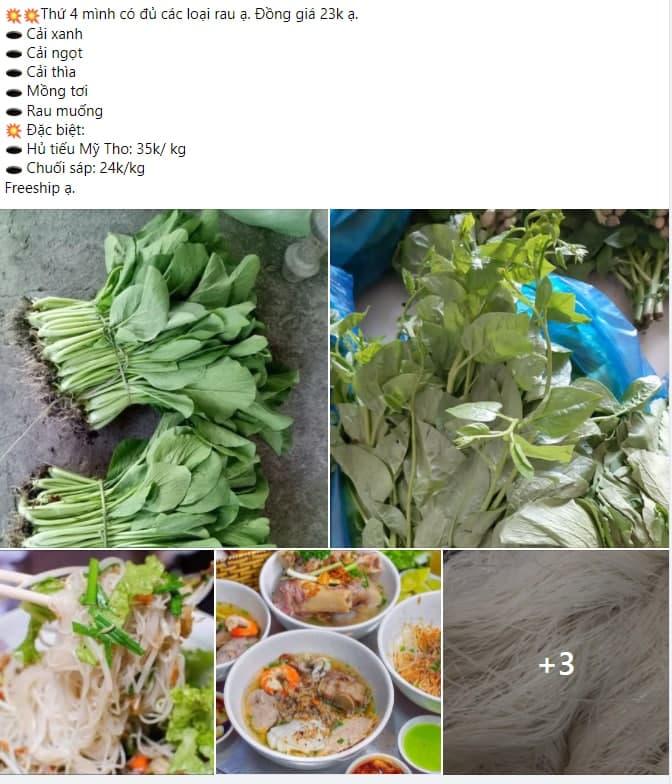 Gài Gòn tấp nập cảnh mua bán trên chợ online - Ảnh 3.