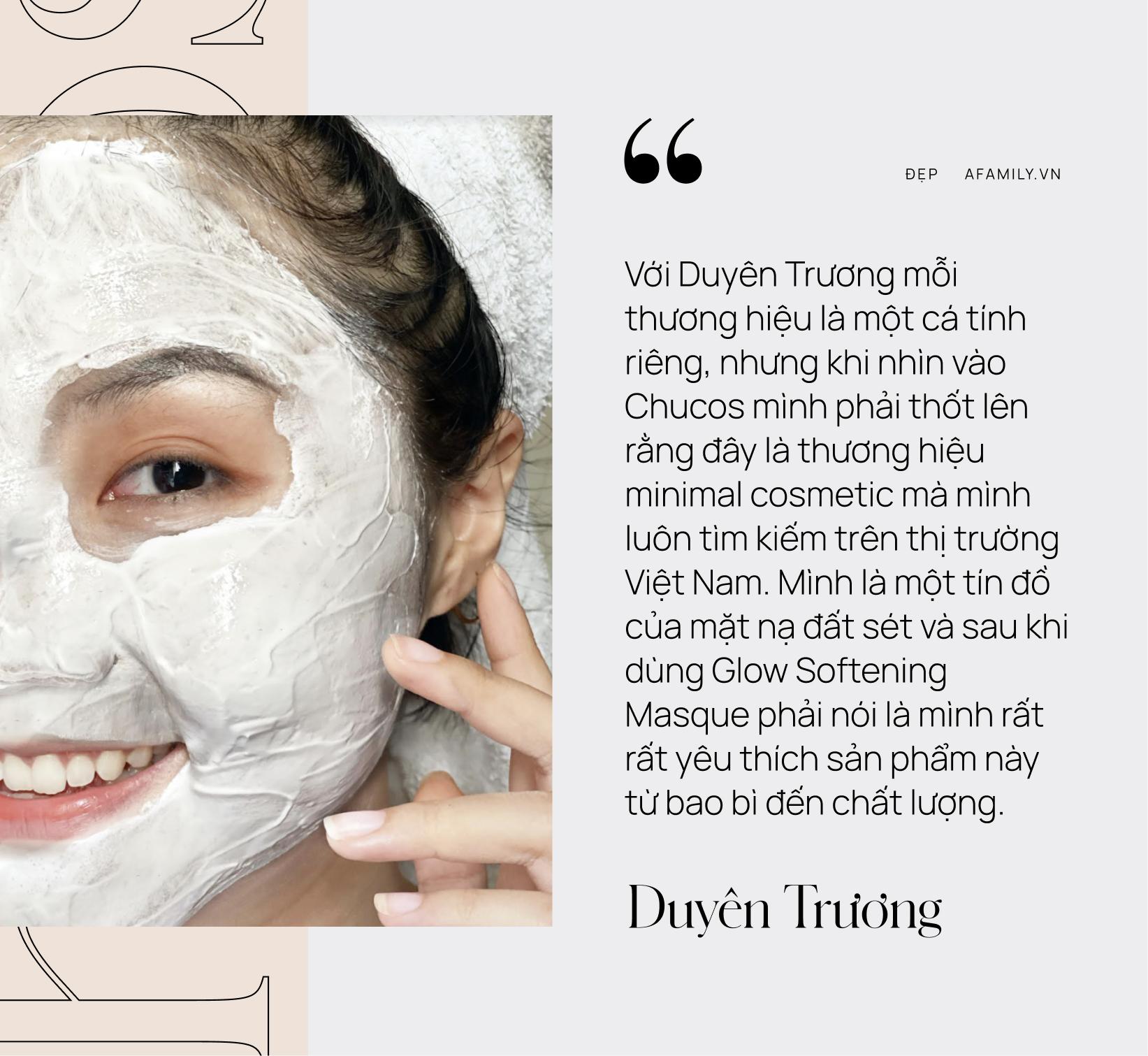 Chucos: Thương hiệu mỹ phẩm Việt không màu mè hoa lá nhưng khẳng định chất lượng từ bên trong - Ảnh 8.