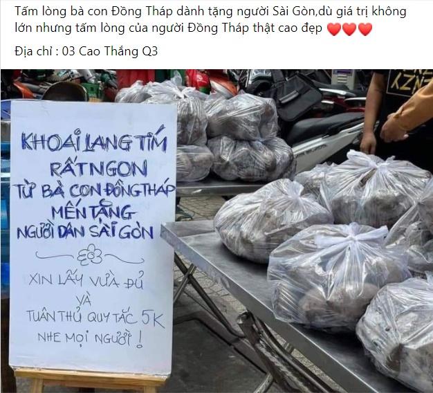 Gài Gòn tấp nập cảnh mua bán trên chợ online - Ảnh 7.