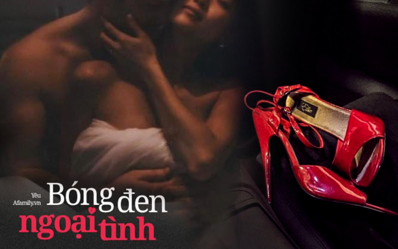 """Nữ shipper giày đỏ bí ẩn và màn ân ái """"điên dại"""" lúc ban trưa: Cú twist phút cuối khiến gã chồng ngoại tình sa chân ê chề nhục nhã - Ảnh 2."""