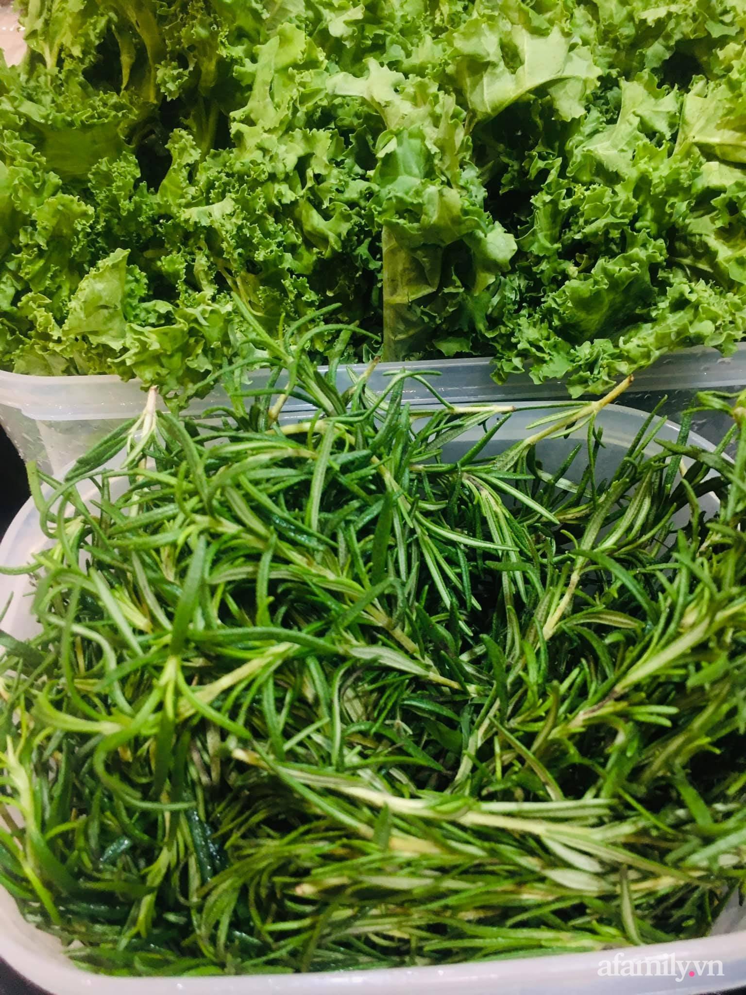 Mẹ Sài Gòn hướng dẫn mẹo bảo quản các loại thực phẩm tươi lâu nhất trong tủ lạnh để ít phải ra ngoài đi chợ - Ảnh 5.