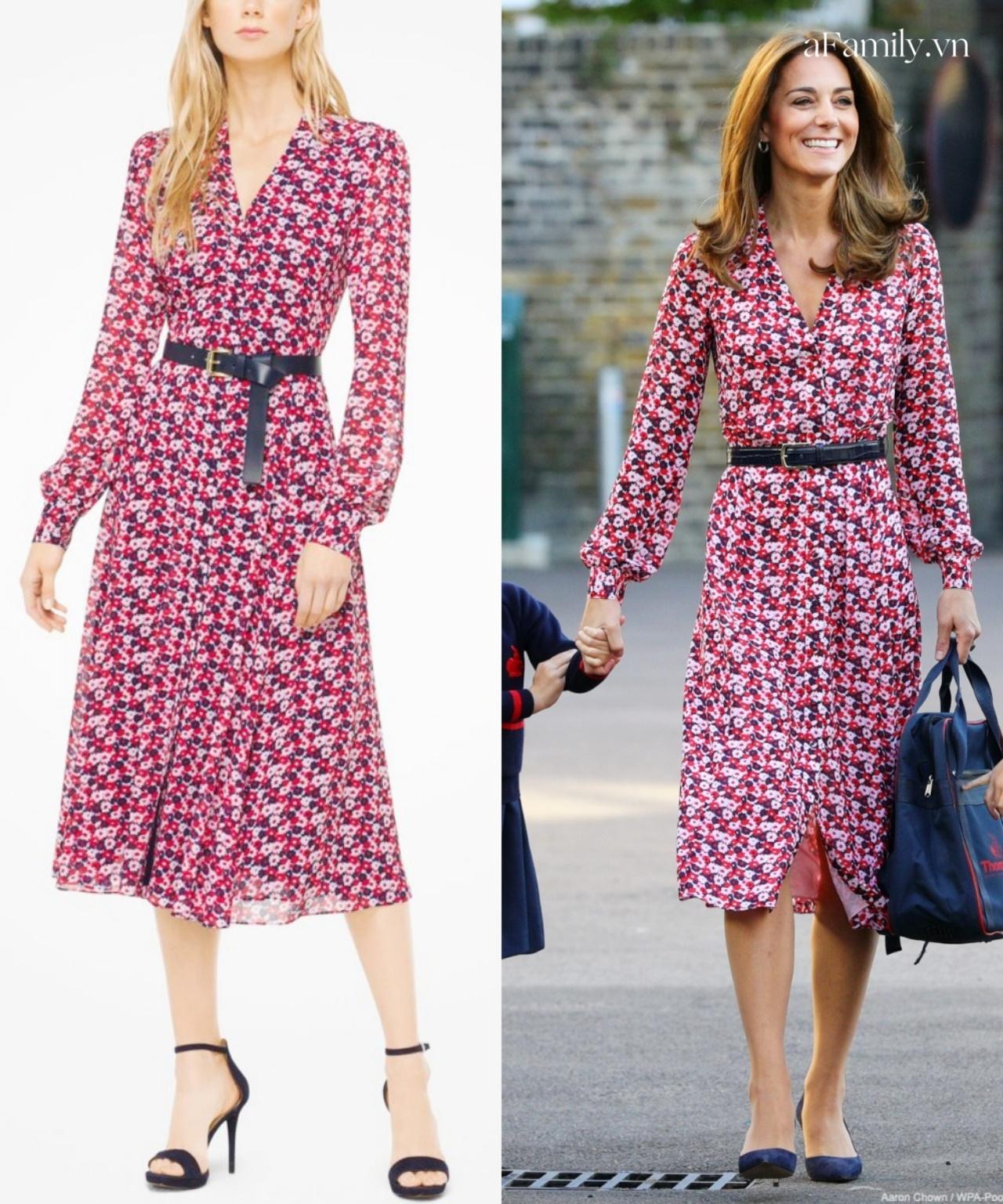 Đẳng cấp thời trang của Công nương Kate: Thanh lịch lấn át mẫu hãng, chứng minh khí chất hoàng gia hiếm ai bì kịp - Ảnh 7.