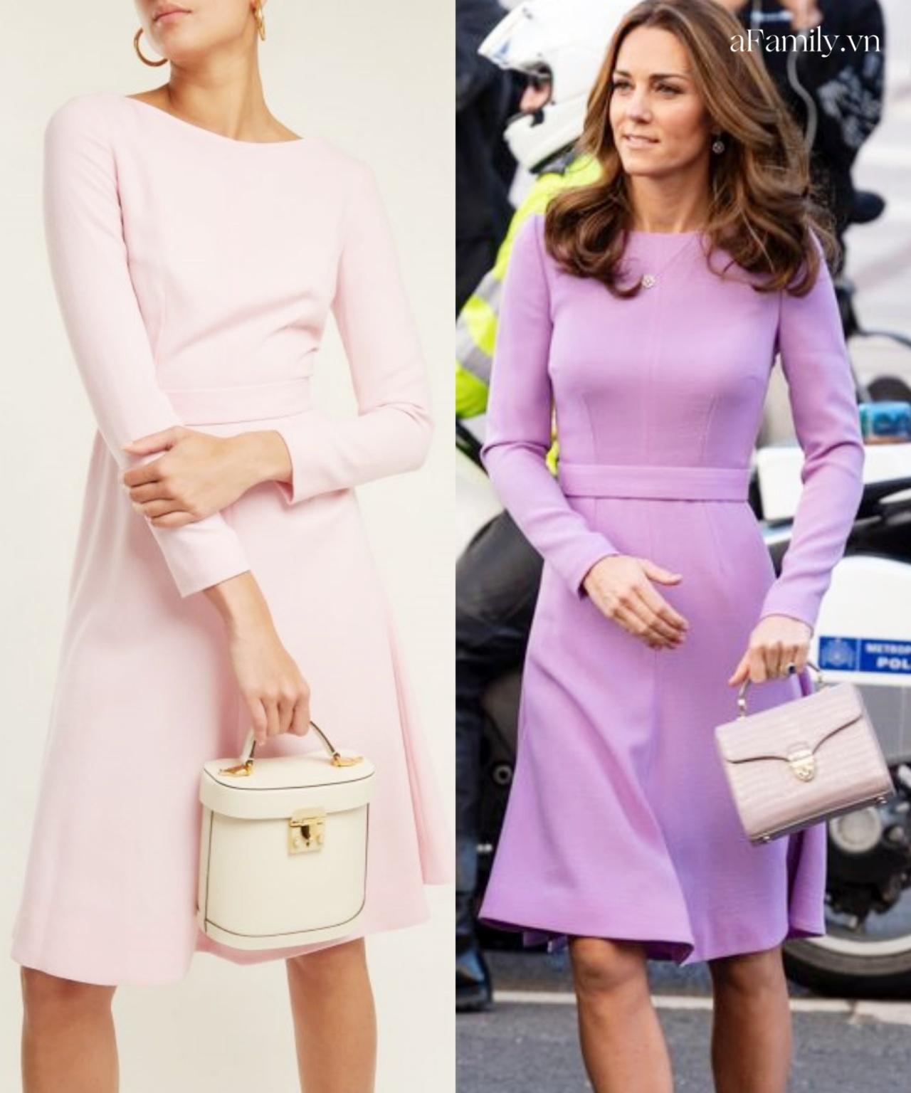 Đẳng cấp thời trang của Công nương Kate: Thanh lịch lấn át mẫu hãng, chứng minh khí chất hoàng gia hiếm ai bì kịp - Ảnh 6.