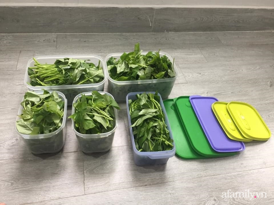 Mẹ Sài Gòn hướng dẫn mẹo bảo quản các loại thực phẩm tươi lâu nhất trong tủ lạnh để ít phải ra ngoài đi chợ - Ảnh 4.