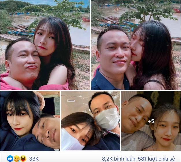 """Chuyện tình của cặp đôi hơn nhau 17 tuổi: Lần gặp đầu tiên đã về ra mắt khiến nhà gái sợ con bị """"dụ"""" và màn lột xác ngoạn mục của cô nàng 72kg! - Ảnh 1."""