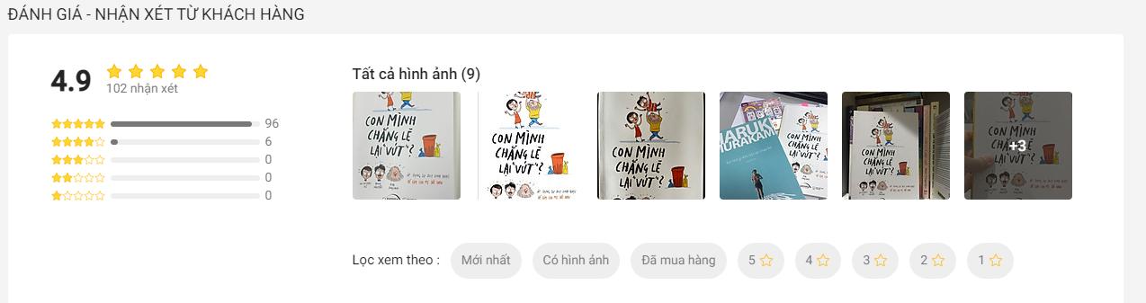 Top 5 cuốn sách hay cho mẹ và bé đang được bán chạy nhất ở Tiki, giá không những rẻ nhất thị trường còn đang được sale đậm - Ảnh 8.