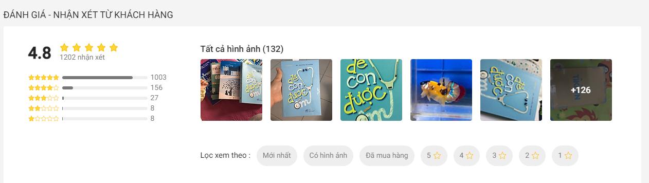 Top 5 cuốn sách hay cho mẹ và bé đang được bán chạy nhất ở Tiki, giá không những rẻ nhất thị trường còn đang được sale đậm - Ảnh 11.