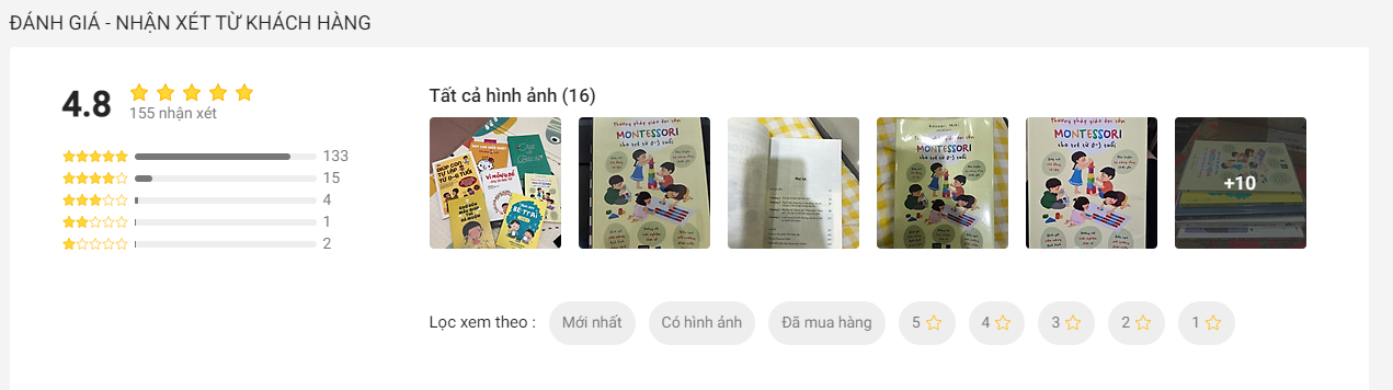 Top 5 cuốn sách hay cho mẹ và bé đang được bán chạy nhất ở Tiki, giá không những rẻ nhất thị trường còn đang được sale đậm - Ảnh 14.