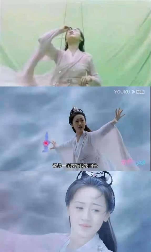 Viên Băng Nghiên dùng thuốc nhỏ mắt quay cảnh khóc ở Lưu ly mỹ nhân sát, netizen mắng không xứng làm bản sao Triệu Lệ Dĩnh - Ảnh 3.
