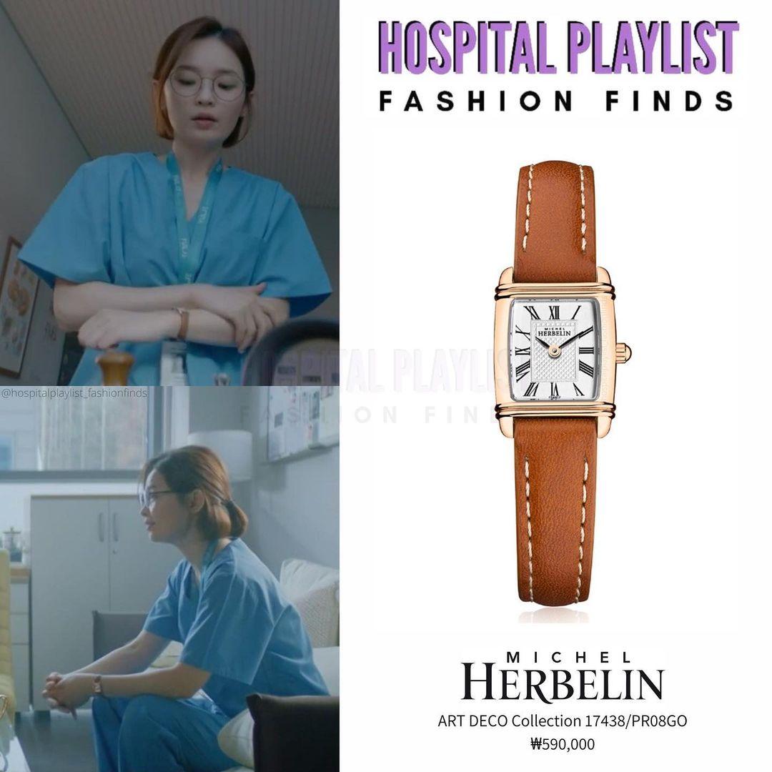 Nhìn giản dị nhưng giáo sư Song Hwa (Hospital Playlist 2) đã chi hẳn 80 triệu để mua 5 chiếc đồng hồ na ná nhau - Ảnh 5.