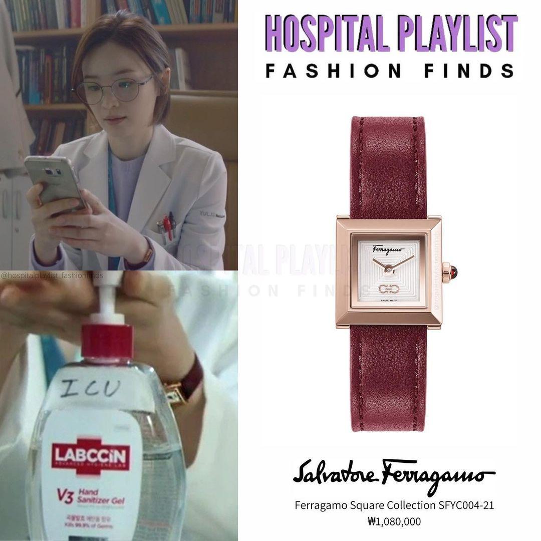 Nhìn giản dị nhưng giáo sư Song Hwa (Hospital Playlist 2) đã chi hẳn 80 triệu để mua 5 chiếc đồng hồ na ná nhau - Ảnh 6.