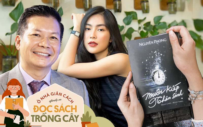 """""""Muôn kiếp nhân sinh"""" có gì hay mà được hàng loạt sao Việt  yêu thích, Trang Hạ, Helly Tong thừa nhận """"đã cầm lên là phải đọc một mạch, không hạ xuống được""""?"""