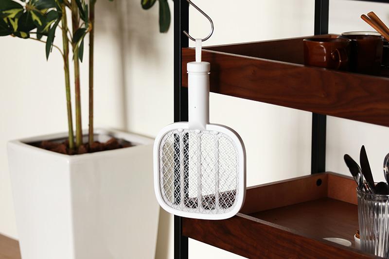 Hỗ trợ sạc USB dùng tới 30 phút, nhẹ và nhỏ tiện lợi đích thị là chiếc vợt bắt muỗi hiện đại nhất cho các gia đình - Ảnh 5.