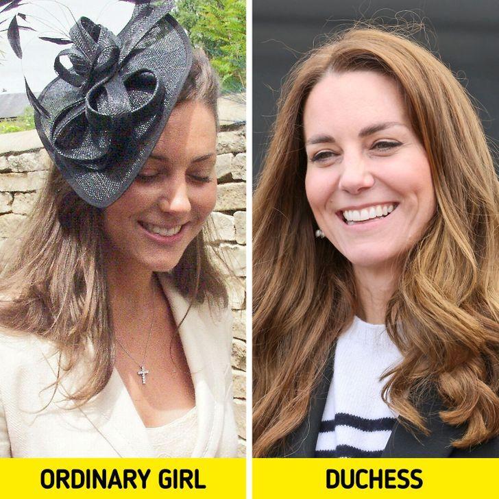 Luật làm dâu hoàng gia: Thành công nương là phải đổi hết thói quen làm đẹp, người lột xác nhất là Kate Middleton - Ảnh 5.