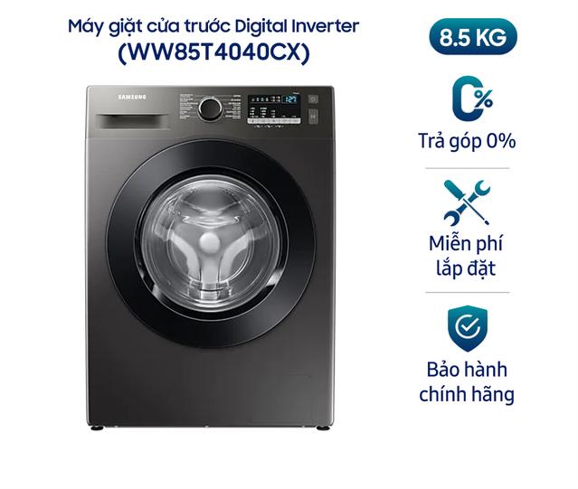 """Shopee giảm giá 60% các sản phẩm máy giặt, tivi, điều hòa, lò vi sóng của toàn thương hiệu """"ông lớn"""" - Ảnh 4."""