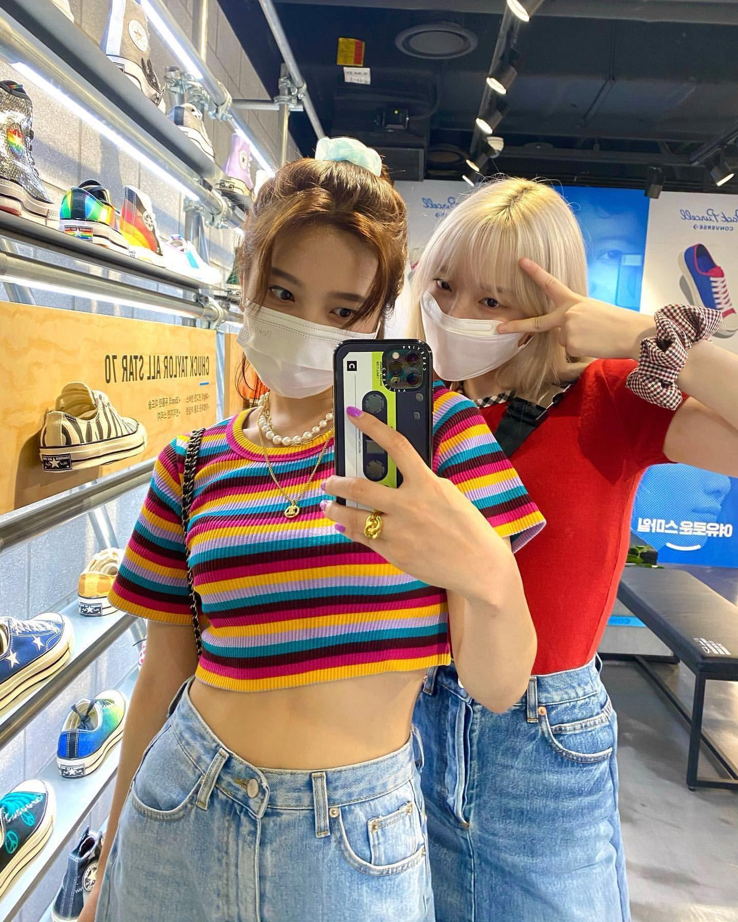 Dụi mắt vài lần cũng không nhận ra Joy (Red Velvet) - Yerin (GFriend) khi đọ visual gay gắt trong quảng cáo mới - Ảnh 5.