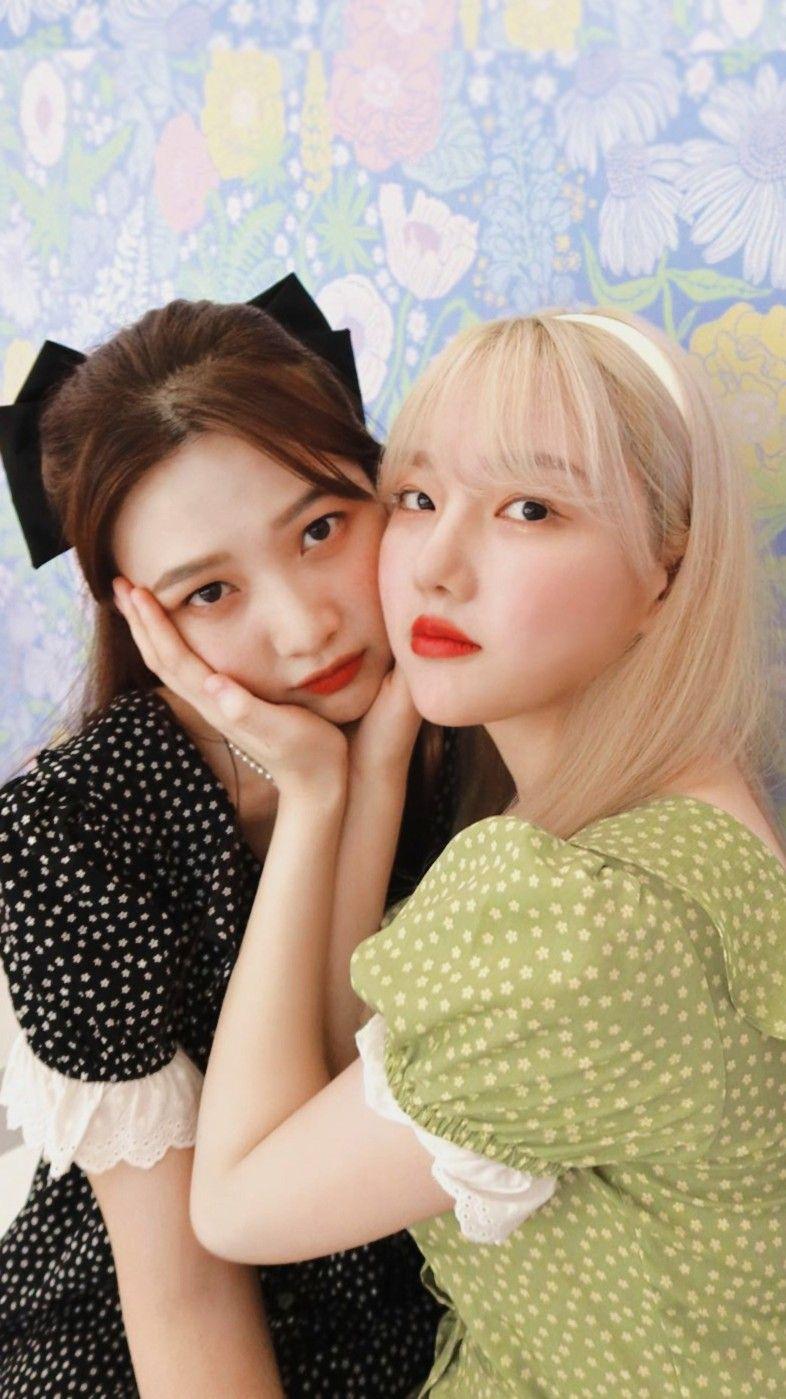 Dụi mắt vài lần cũng không nhận ra Joy (Red Velvet) - Yerin (GFriend) khi đọ visual gay gắt trong quảng cáo mới - Ảnh 3.