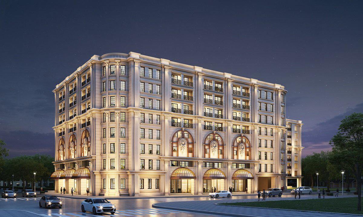"""Choáng với các căn hộ nằm trong khu BĐS """"hàng hiệu"""" được rao bán giá từ chục tới trăm tỷ đồng - Ảnh 2."""
