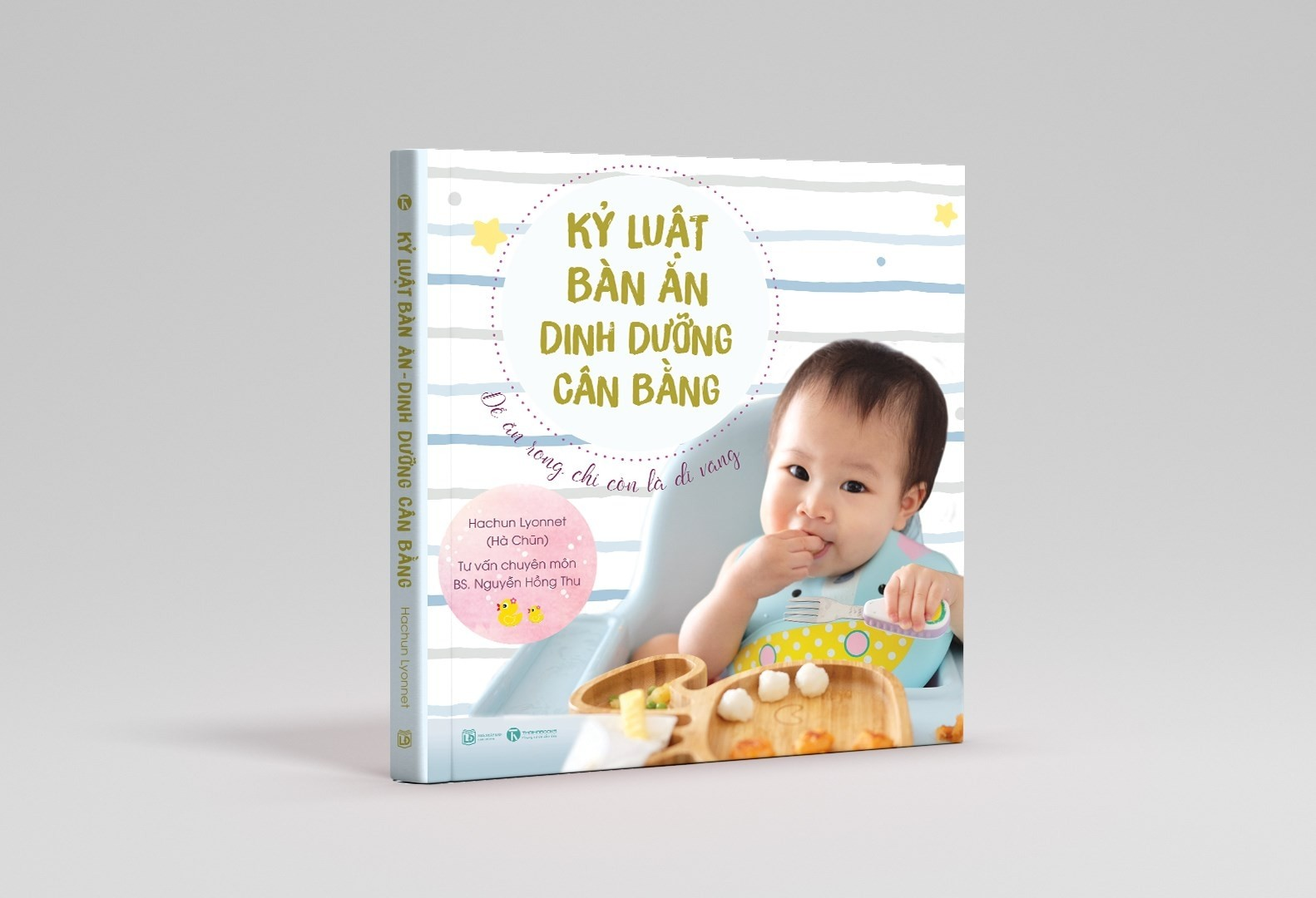 Gối đầu giường 5 cuốn sách về dinh dưỡng này cho bé, đảm bảo mẹ vui vẻ, con khoẻ re suốt mùa dịch - Ảnh 1.