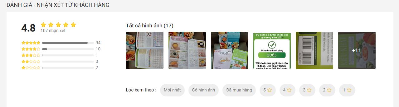 Gối đầu giường 5 cuốn sách về dinh dưỡng này cho bé, đảm bảo mẹ vui vẻ, con khoẻ re suốt mùa dịch - Ảnh 4.