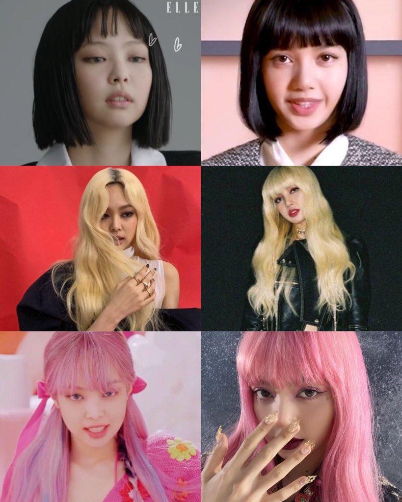 """Cú """"bẻ lái"""" căng đét của Jennie: Chưa bao giờ để tóc ngắn đến thế nhưng hình như là mượn từ Lisa? - Ảnh 7."""