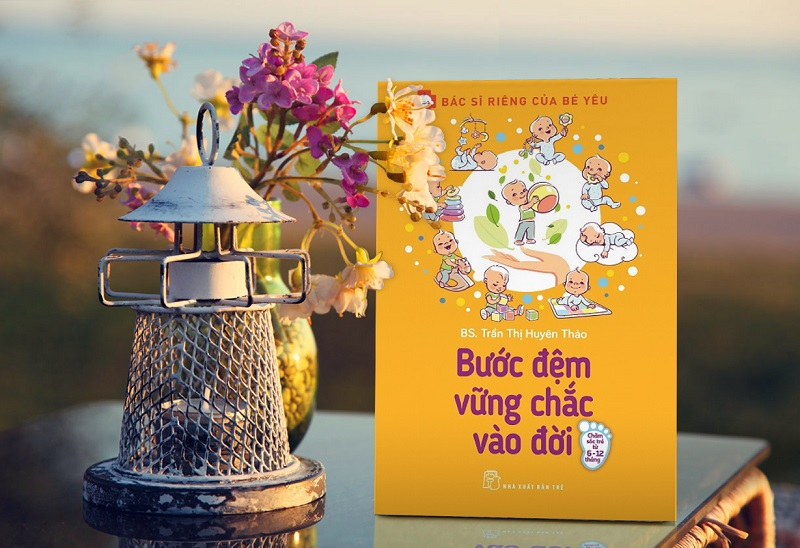 Gối đầu giường 5 cuốn sách về dinh dưỡng này cho bé, đảm bảo mẹ vui vẻ, con khoẻ re suốt mùa dịch - Ảnh 10.
