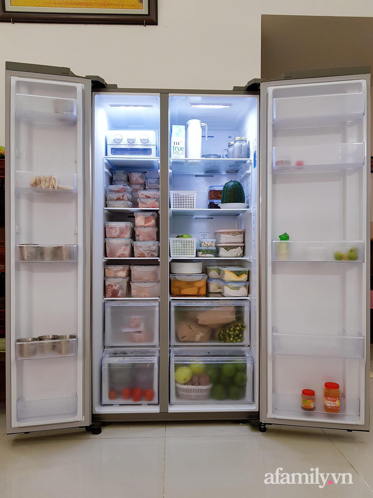 Mẹo trữ thực phẩm từ A đến Z tươi ngon, tiết kiệm chi phí của nữ giáo viên ở Đồng Nai - Ảnh 1.