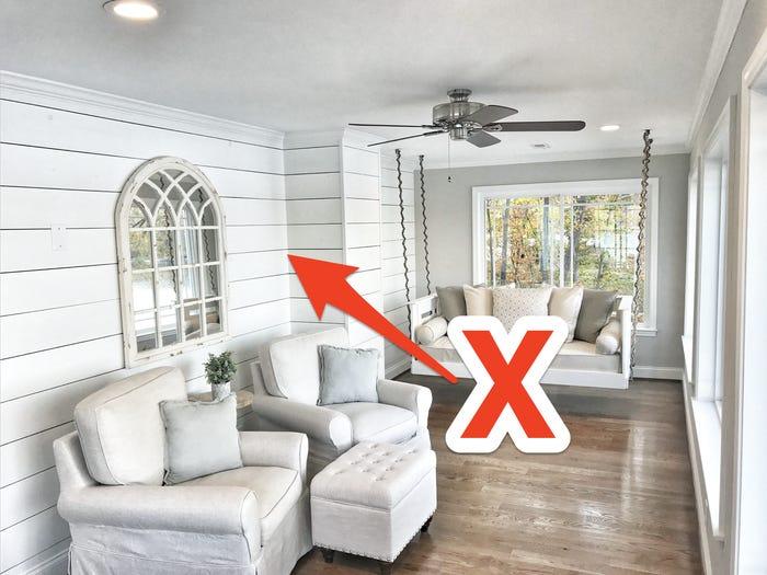 Các xu hướng thiết kế nội thất được dự đoán sẽ biến mất trong năm 2021 - Ảnh 1.