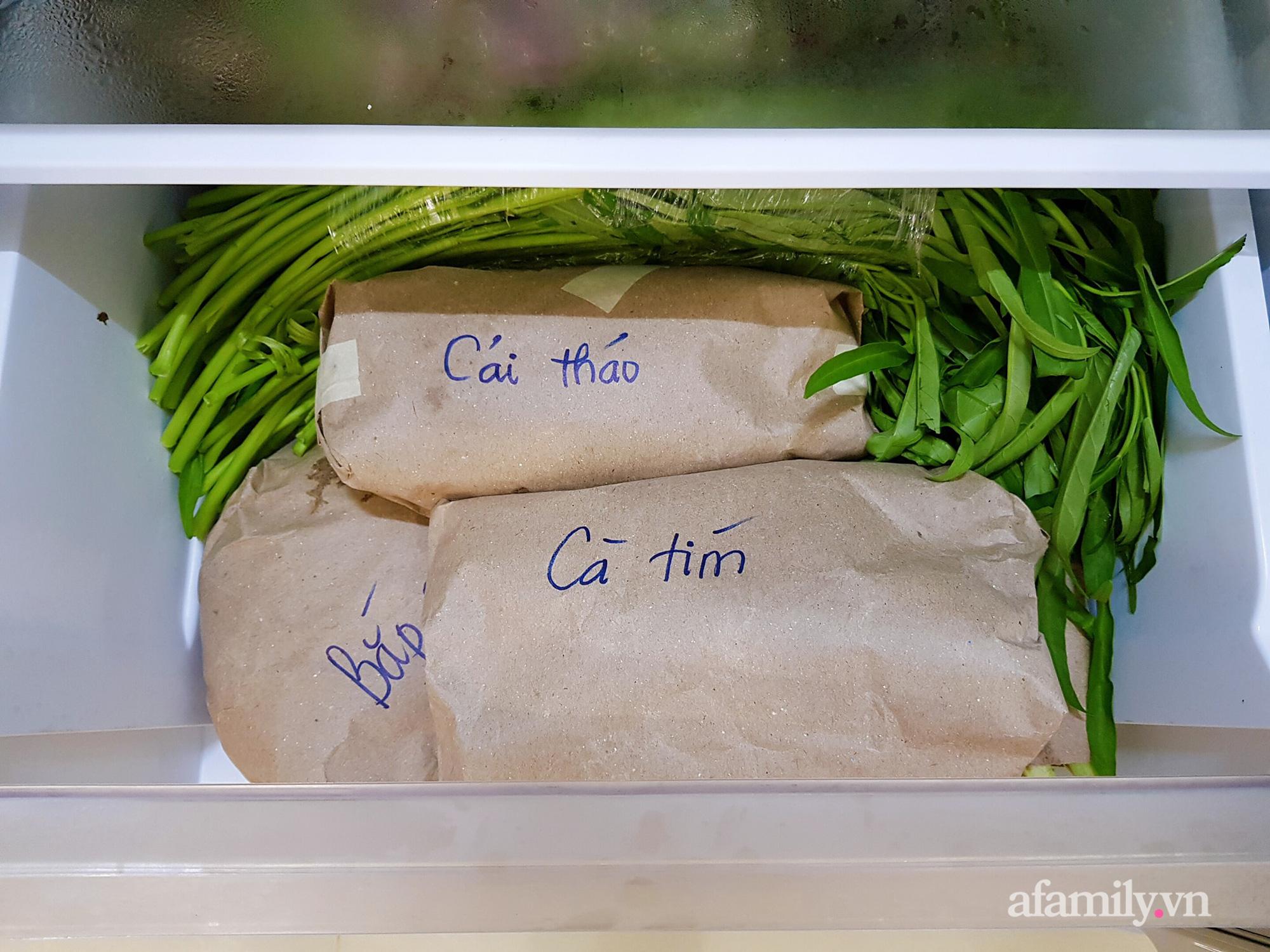 Mẹo trữ thực phẩm từ A đến Z tươi ngon, tiết kiệm chi phí của nữ giáo viên ở Đồng Nai - Ảnh 11.