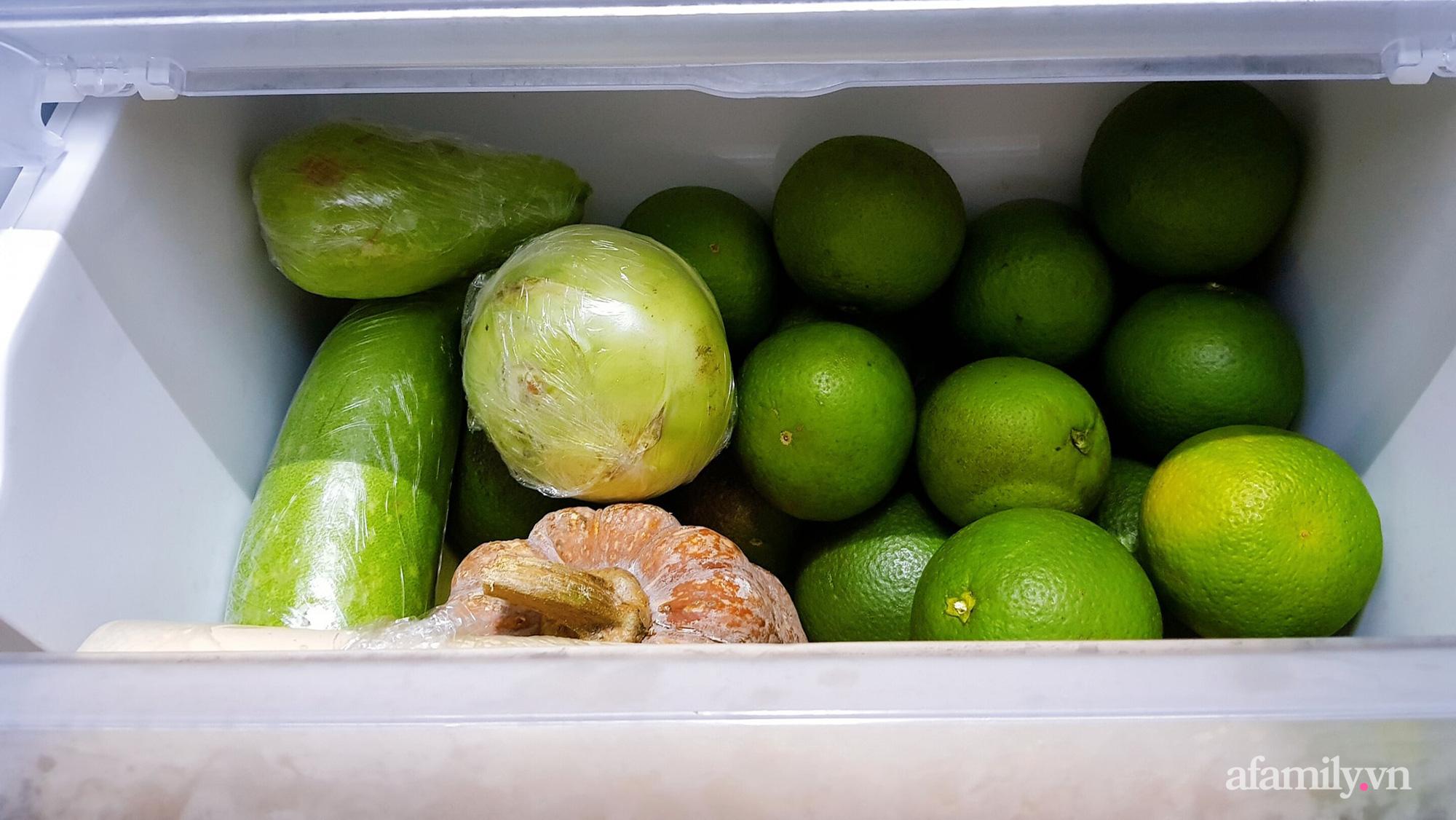 Mẹo trữ thực phẩm từ A đến Z tươi ngon, tiết kiệm chi phí của nữ giáo viên ở Đồng Nai - Ảnh 12.