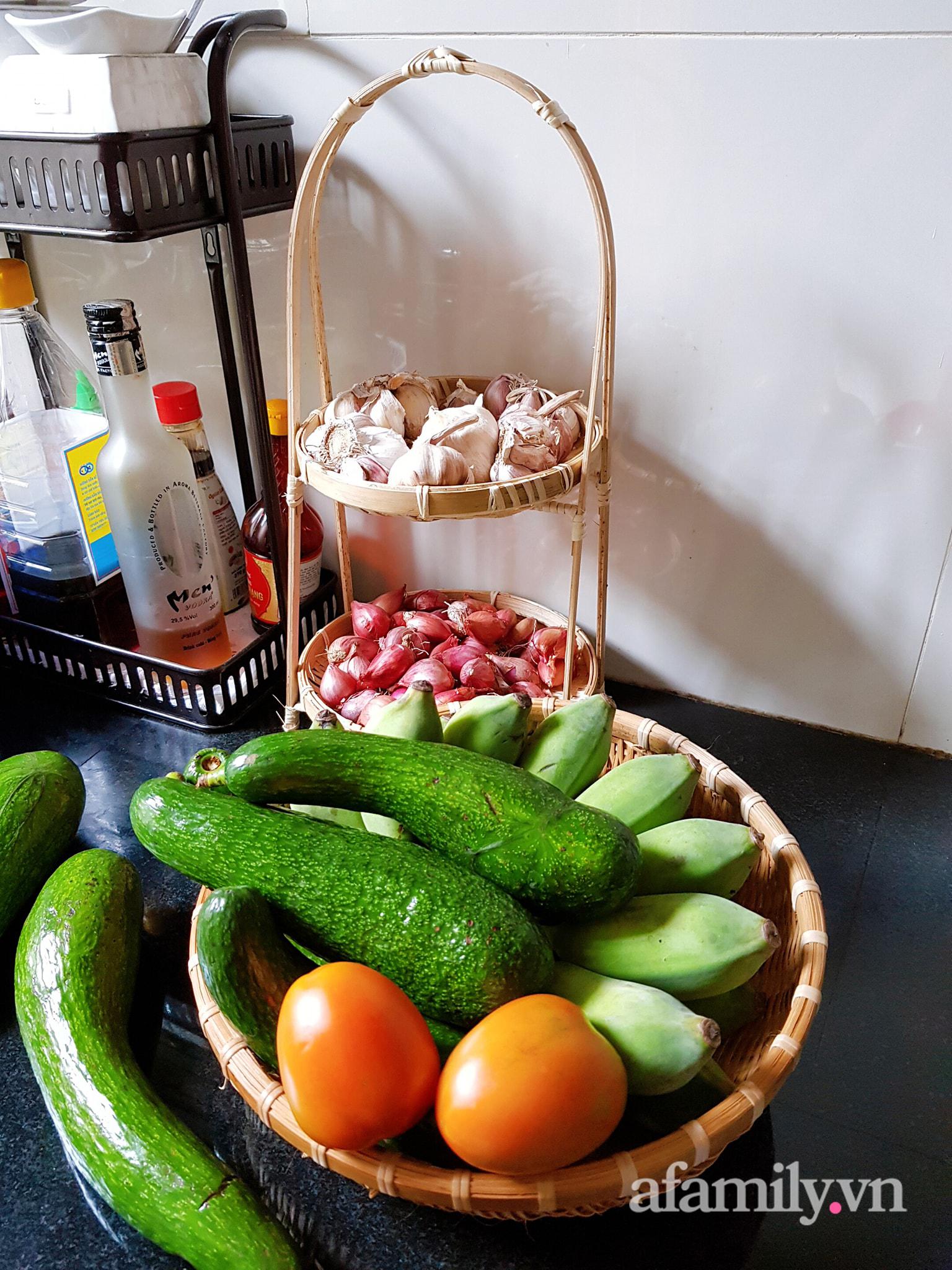 Mẹo trữ thực phẩm từ A đến Z tươi ngon, tiết kiệm chi phí của nữ giáo viên ở Đồng Nai - Ảnh 13.