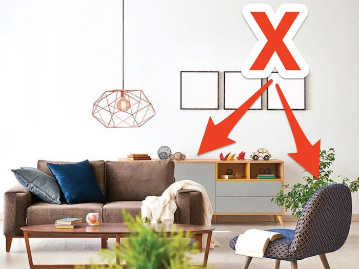 Các xu hướng thiết kế nội thất được dự đoán sẽ biến mất trong năm 2021 - Ảnh 4.