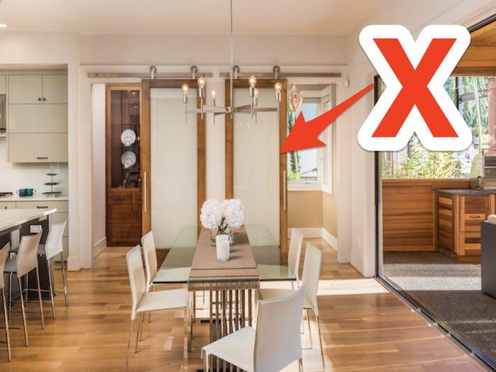 Các xu hướng thiết kế nội thất được dự đoán sẽ biến mất trong năm 2021 - Ảnh 5.