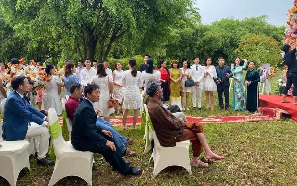 Hương vị tình thân: Lộ tiệc cưới ngoài trời sang xịn của Nam - Long, mẹ con Thy góp mặt, Diệp lột xác xinh đẹp?
