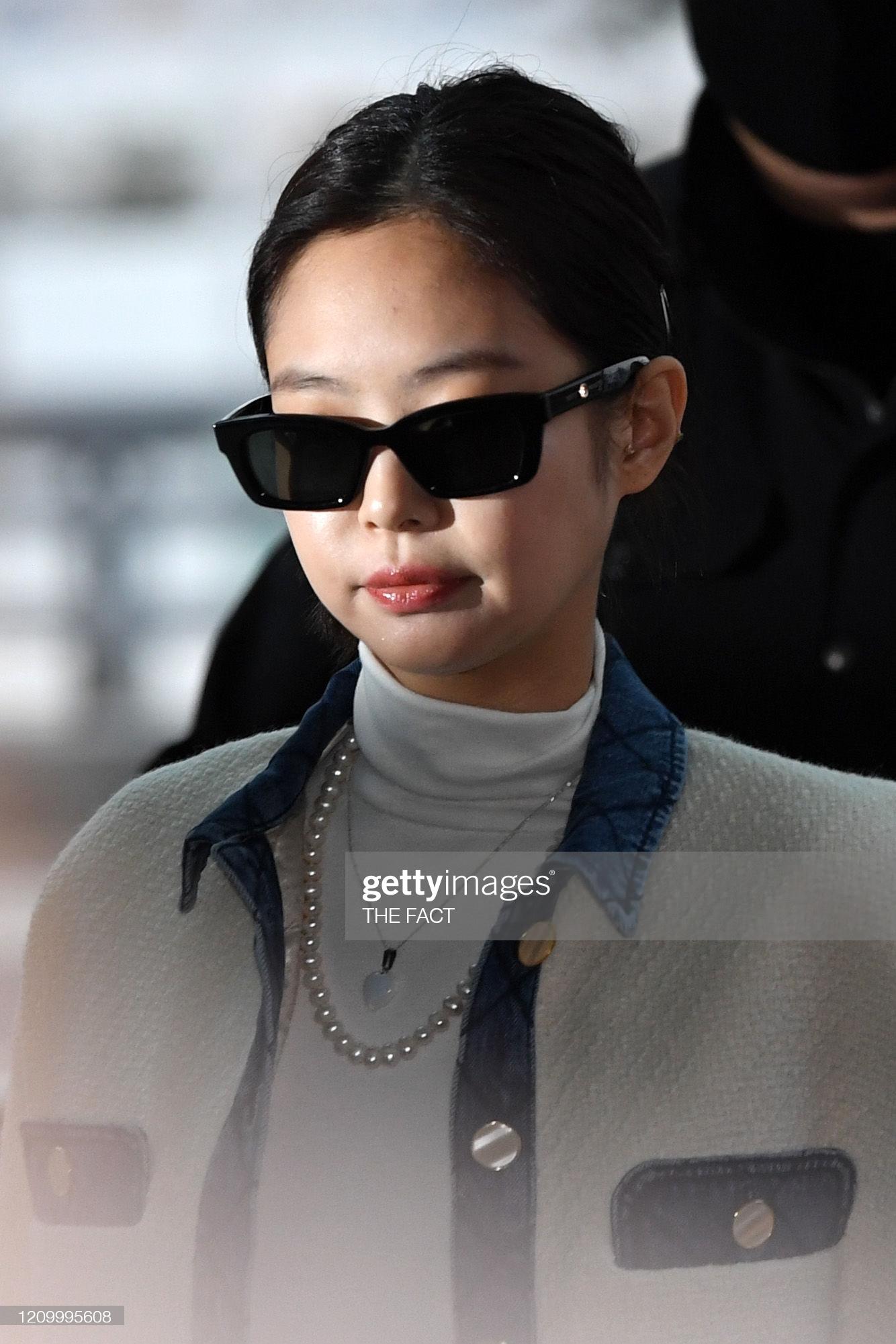 Sao Hàn dưới ống kính Getty Images: Người khiến hung thần sợ ngược vì makeup đỉnh, kéo xuống cuối lại thấy sầu đời - Ảnh 4.