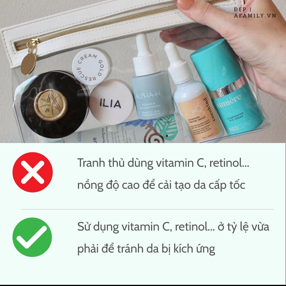 5 sai lầm khi chăm sóc da tại nhà khiến làn da lão hóa không phanh, lỗ chân lông rộng ngoác - Ảnh 4.