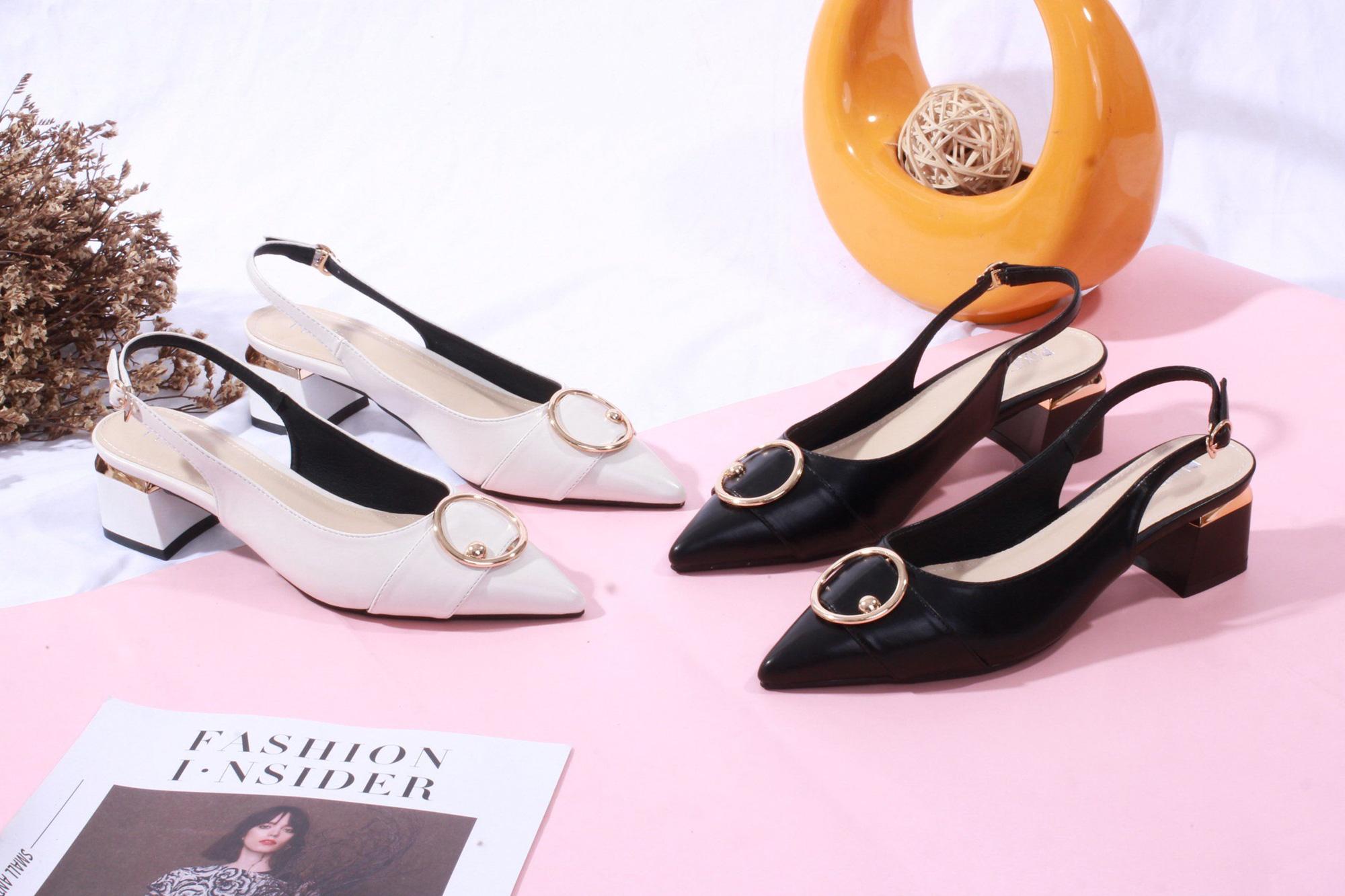 Kiểu giày chân ái của Son Ye Jin: Diện lên vừa hack dáng lại thanh lịch, style công sở sang hơn mấy phần - Ảnh 11.