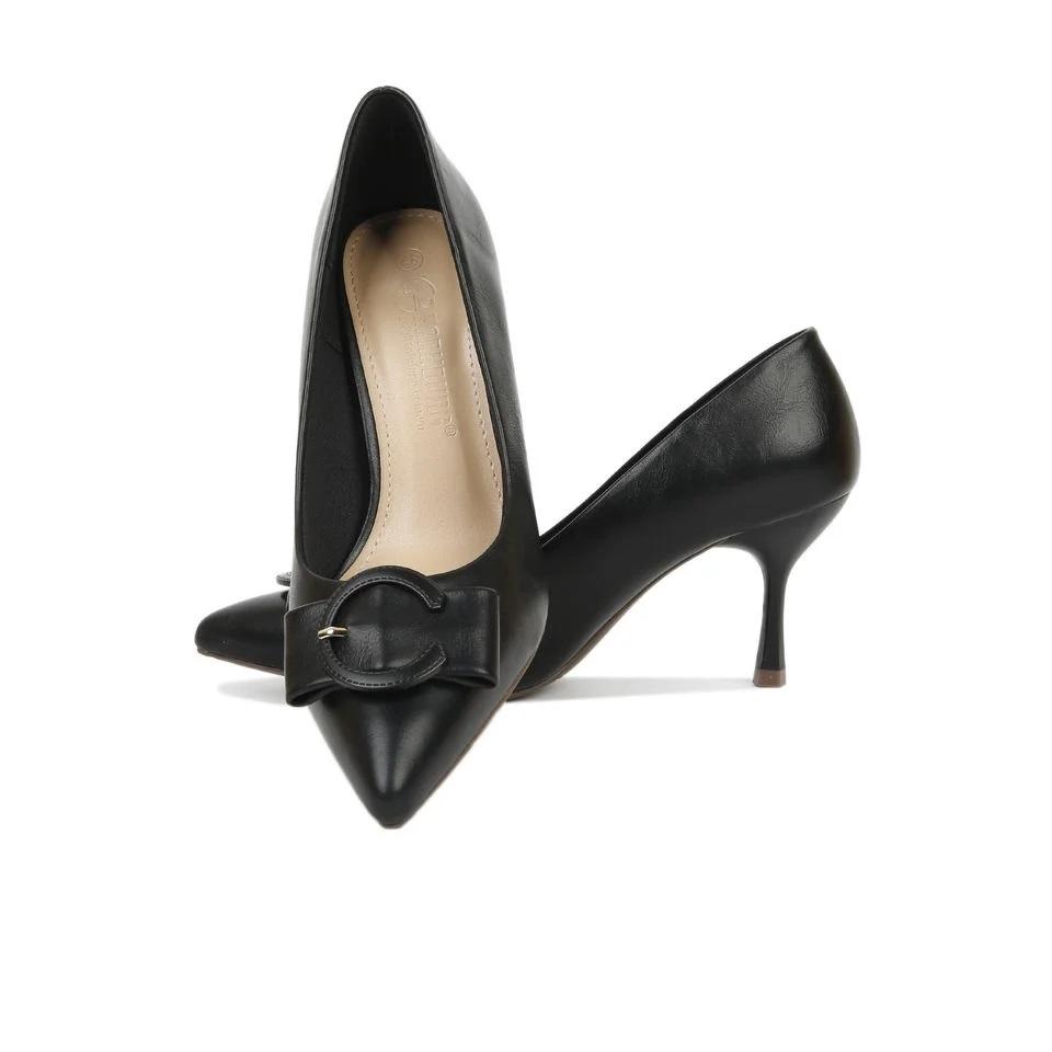 Kiểu giày chân ái của Son Ye Jin: Diện lên vừa hack dáng lại thanh lịch, style công sở sang hơn mấy phần - Ảnh 13.