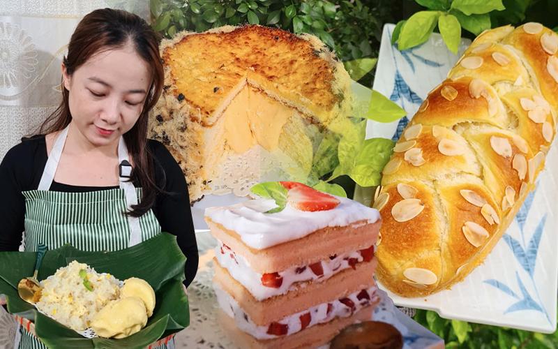Gặp cô gái từng lao đao không có thu nhập vì dịch Covid-19, nay yêu đời nhờ niềm vui làm và bán bánh home-made