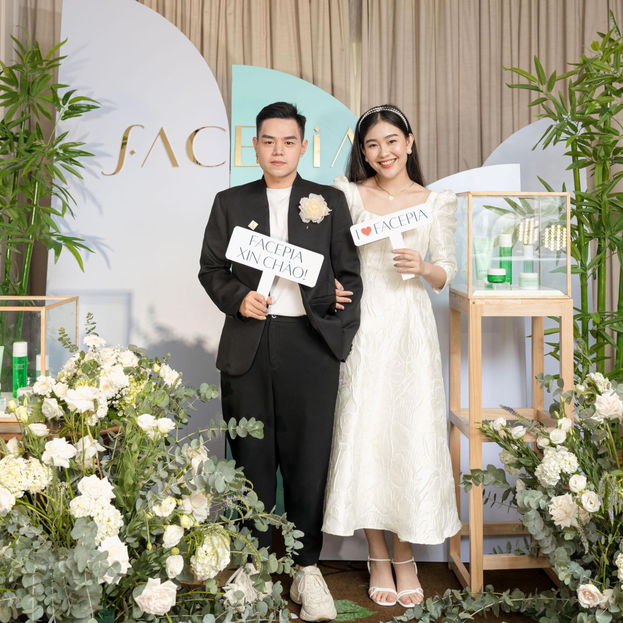 Lối đi khác biệt của thương hiệu beauty Facepia Vietnam trên TikTok - Ảnh 1.