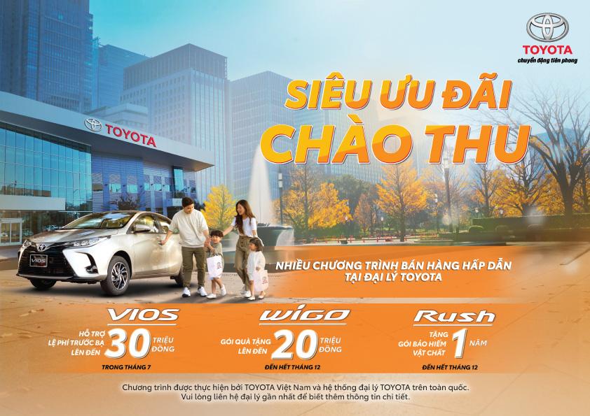 Xế hộp đa dụng Toyota Rush 2021 nâng cấp hệ thống giải trí, tặng bảo hiểm Vàng - Ảnh 2.