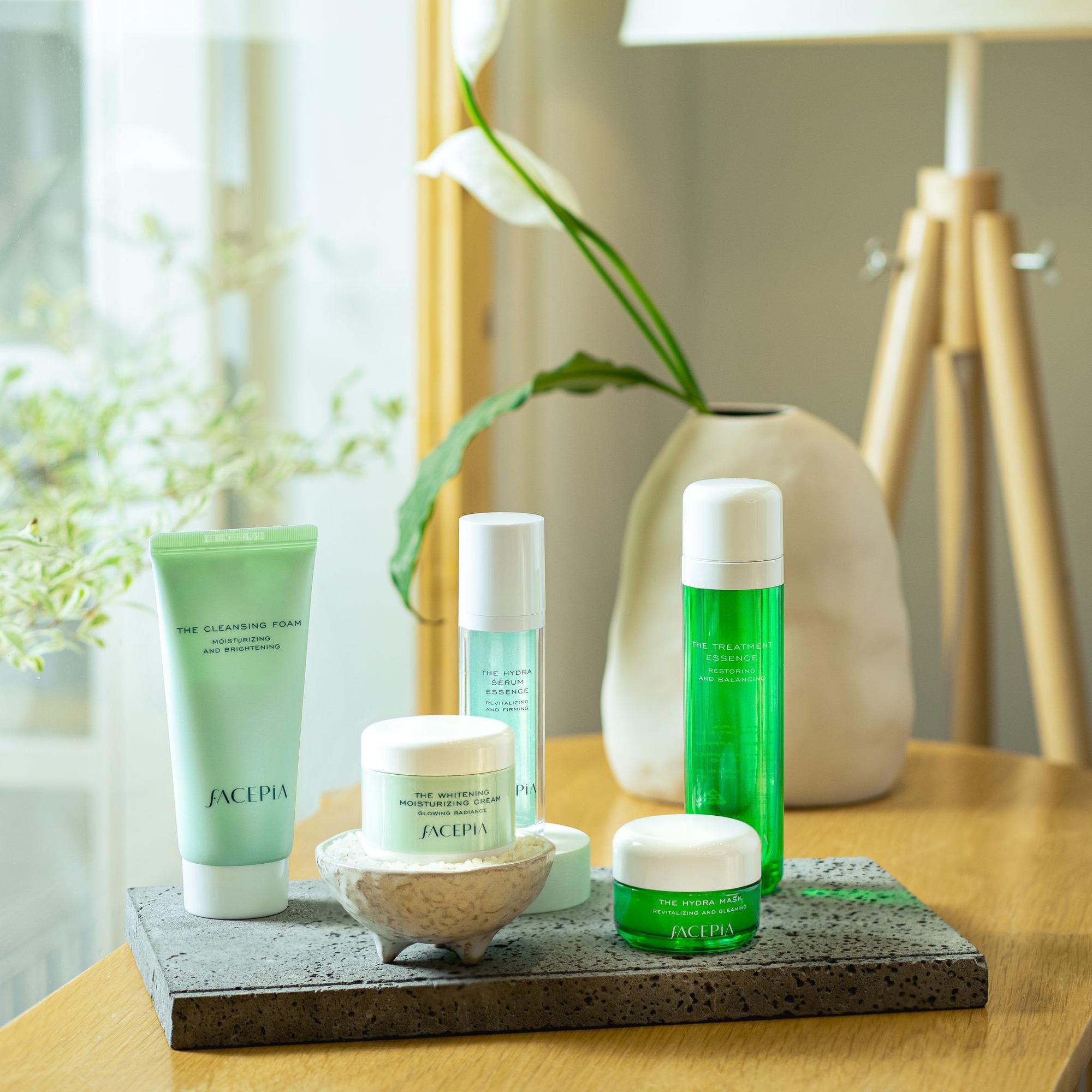 Lối đi khác biệt của thương hiệu beauty Facepia Vietnam trên TikTok - Ảnh 3.