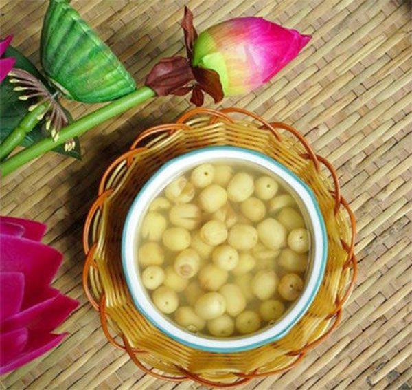 Không chỉ là thuốc an thần, chữa mất ngủ, sen còn có thể bồi bổ, thanh lọc cơ thể siêu hữu ích trong mùa dịch theo cách này - Ảnh 5.