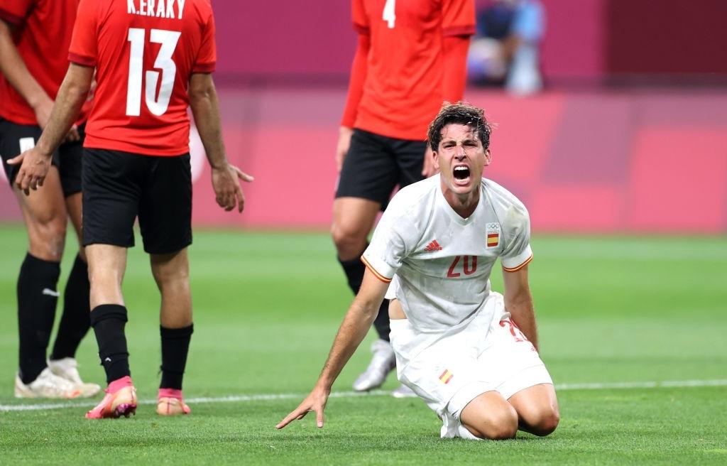 Olympic Ai Cập chơi thô bạo, Olympic Tây Ban Nha mất 2 trụ cột - Ảnh 9.