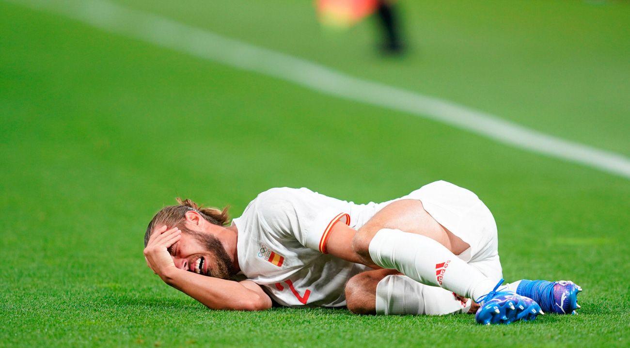 Olympic Ai Cập chơi thô bạo, Olympic Tây Ban Nha mất 2 trụ cột - Ảnh 12.